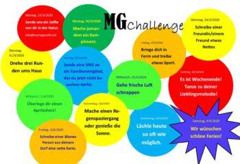 MG Challenge